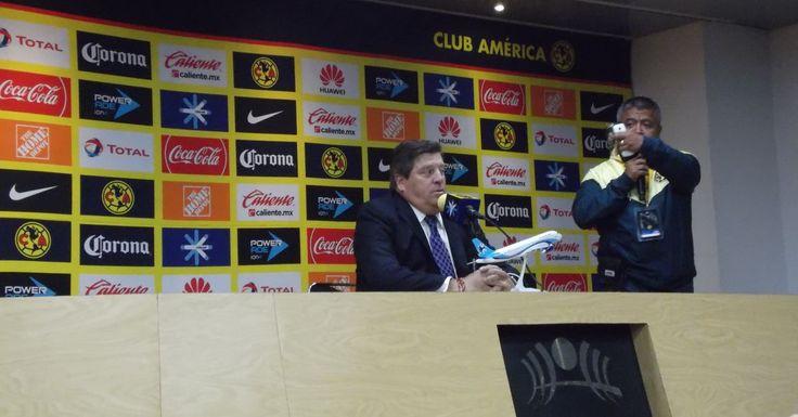 Miguel Herrera's press conference after America vs Cruz Azul