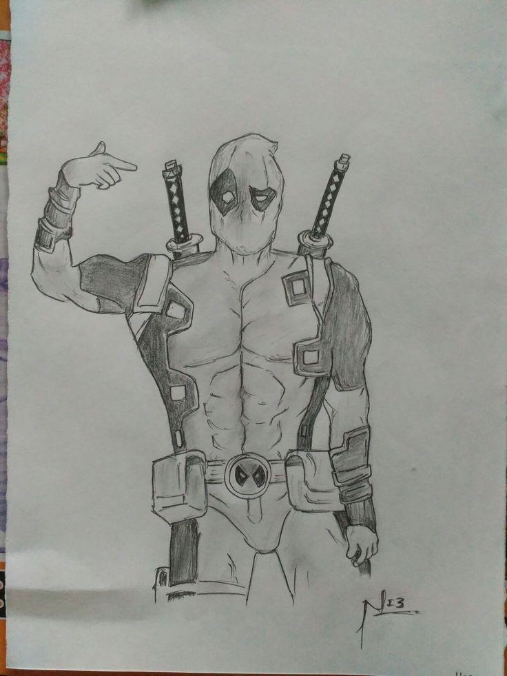 👉 Deadpool...