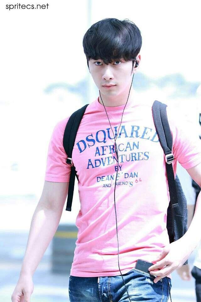 Chan charming boy