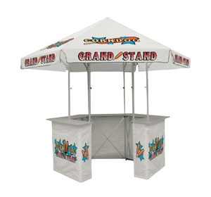 ShowStopper™ U2022 12u2032 Concession Stand With 19 Imprints | Ladies Day |  Pinterest | Food And Recipes