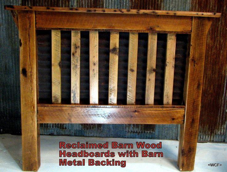 82 best reclaimed wood bedroom furniture images on pinterest
