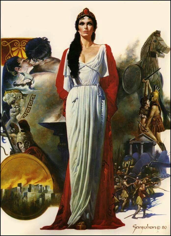Helen of Troy!!