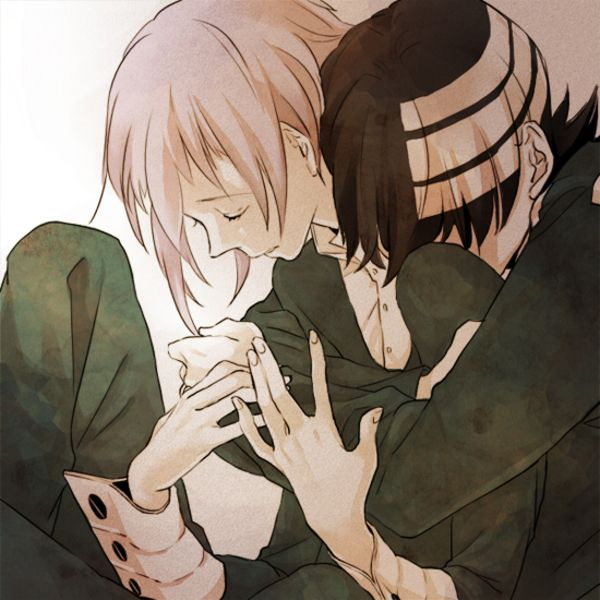 Death the Kid x Crona - Do they make a great couple?