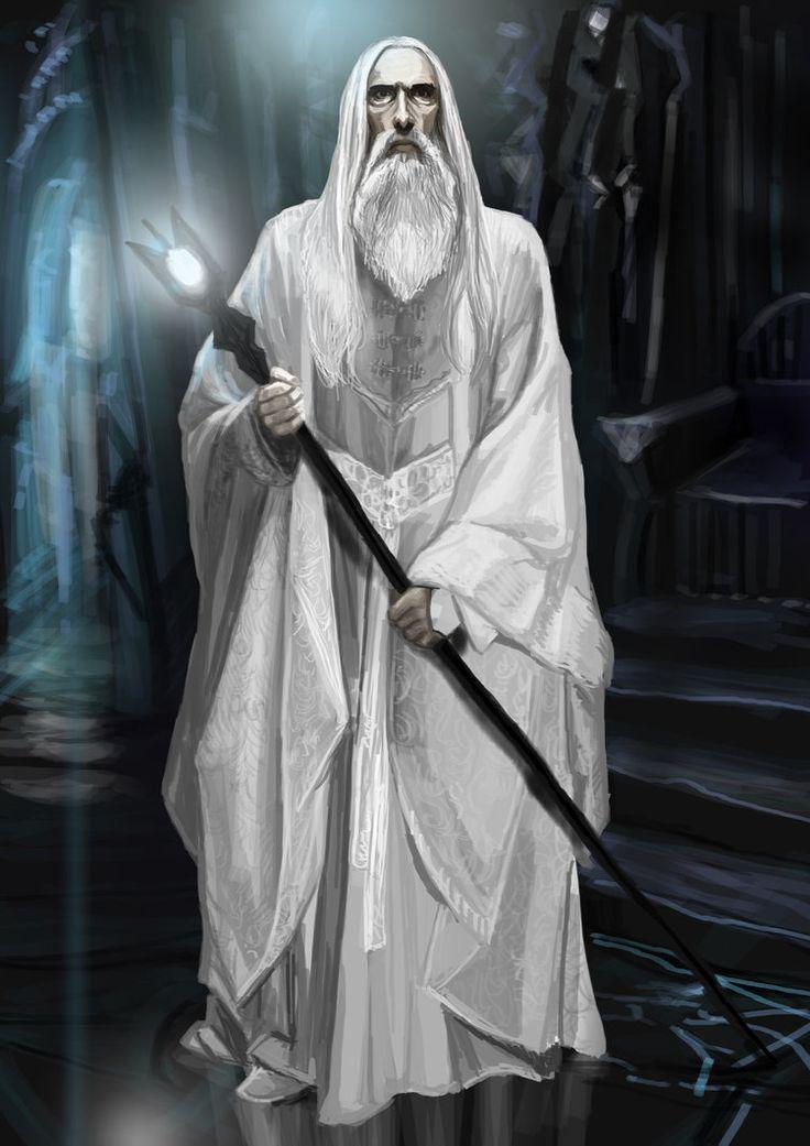 Saruman cosplay ideas