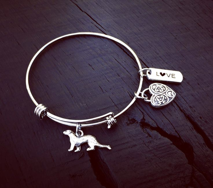 Ferret Charm Bracelet | Ferret Jewelry | Jewelry Gift For Ferret Lover | Ferret Rescue | Ferret Foster | Ferret Transport And Adoption Gift by SecretHillStudio on Etsy https://www.etsy.com/listing/517017201/ferret-charm-bracelet-ferret-jewelry