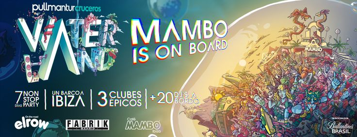 Welcome to Cafe Mambo Ibiza