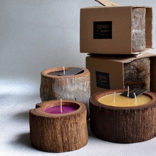Vascolari   Handmade Candles with Natural Blends