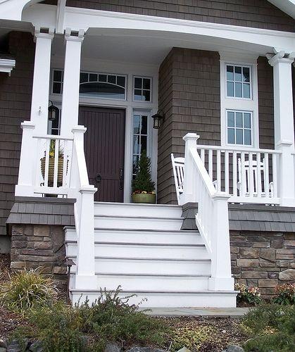 23 Best Images About Trex Front Porch On Pinterest