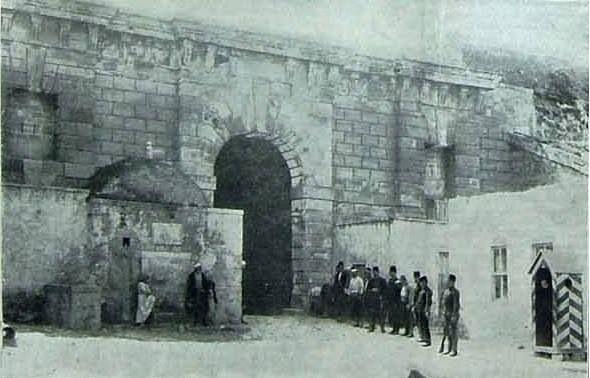 Heraklion, Gate of Jesus 1900