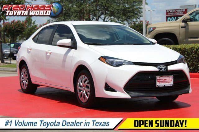 Cool Amazing 2017 Toyota Corolla LE 2017 Toyota Corolla LE 7016 Miles White Sedan Variable 2018 Check more at http://24auto.tk/toyota/amazing-2017-toyota-corolla-le-2017-toyota-corolla-le-7016-miles-white-sedan-variable-2018-2/