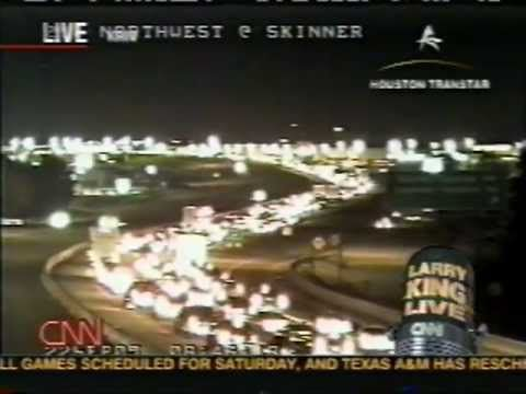 ARCHIVES: Hurricane Rita 2005 News Media Coverage (125 Min.)