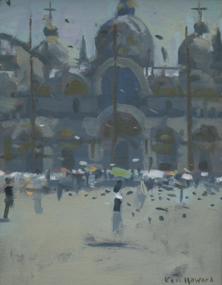 Ken HOWARD-San Marco Morning Light