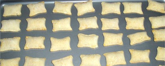 Easy Homemade Pizza Rolls |  Better Batter Gluten Free Flour
