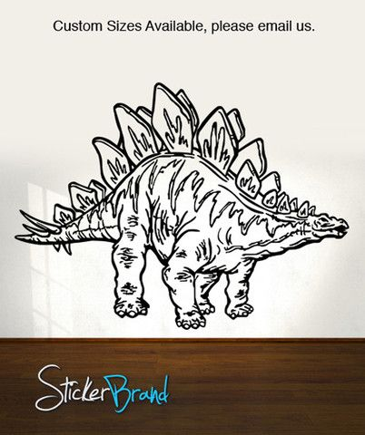 Best  Stickers Dinosaure Ideas On Pinterest Stickers Salon - Custom vinyl wall decals dinosaur