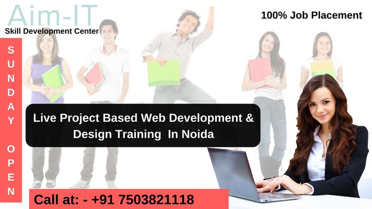 #AIM-IT is a leading skill development center in #India. We provide live project training on #web_development & #designing project such as #PHP, #JavaScript, #HTML, #IOS, #Andriod etc in web development and #2D/3D #animation, #3ds_Max, Maya, #Photoshop, #CorelDraw etc in #Design division.   More info contact us: 7503821118  Email us: hello@aim-it.org