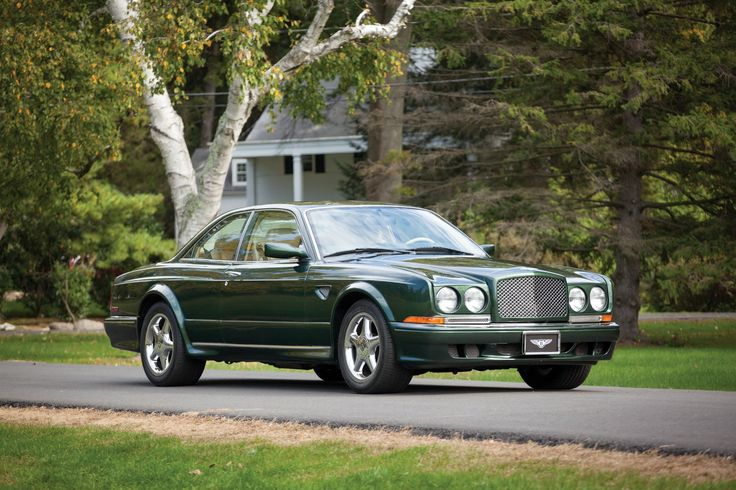 "Bentley Continental R ""Millenium Edition"" '2000"