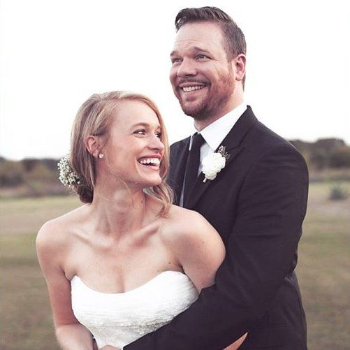 Hunger Games Star Leven Rambin Marries True Blood Star Jim Parrack — See Her Stunning Ring!