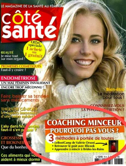 Fabuleux Les 29 meilleures images du tableau Santé Magazine en couverture  NS71