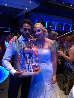 Bloggymari  Made for you : Una boda preciosa