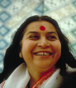 MY GURU....Shri Mataji Nirmala Devi, known affectionately as Shri Mataji or Mother...she is amazing!!!