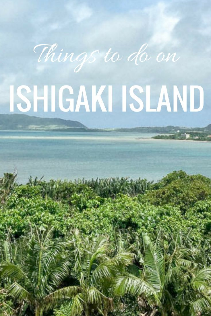 Are you heading to Ishigaki Island in Okinawa, Japan? Then click here to find out the best things to do on Ishigaki Island.