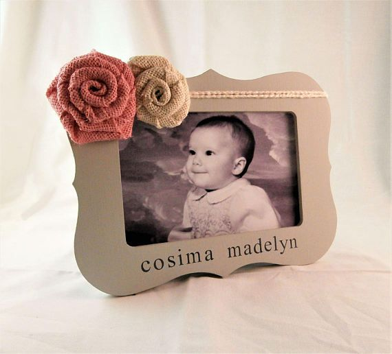 Frame for Ultrasound gifts Baby shower gift for mom to be