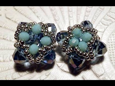 DIY - Perle tipo Pandora a foro largo e stretto - YouTube