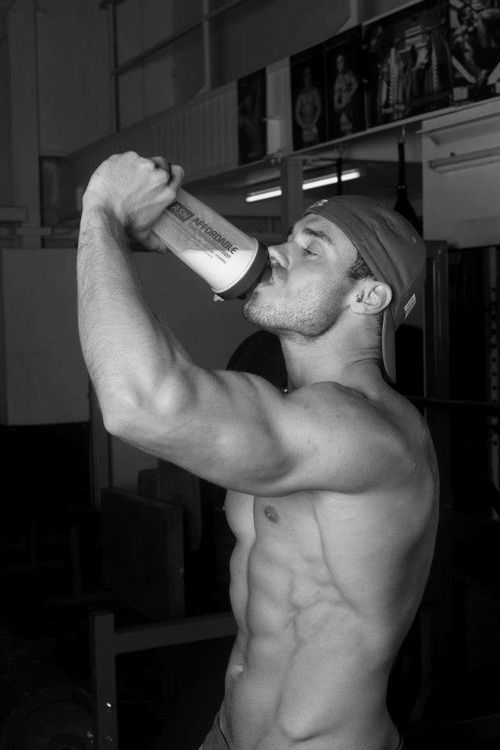 get your protein in!
