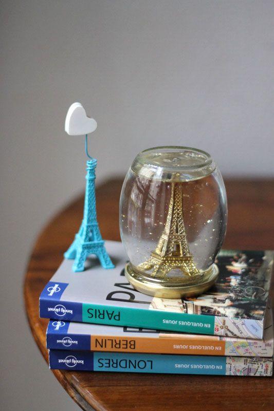 Simplette: DIY - Souvenir de Paris