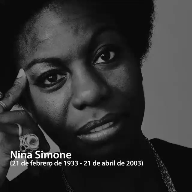 Nina Simone frases