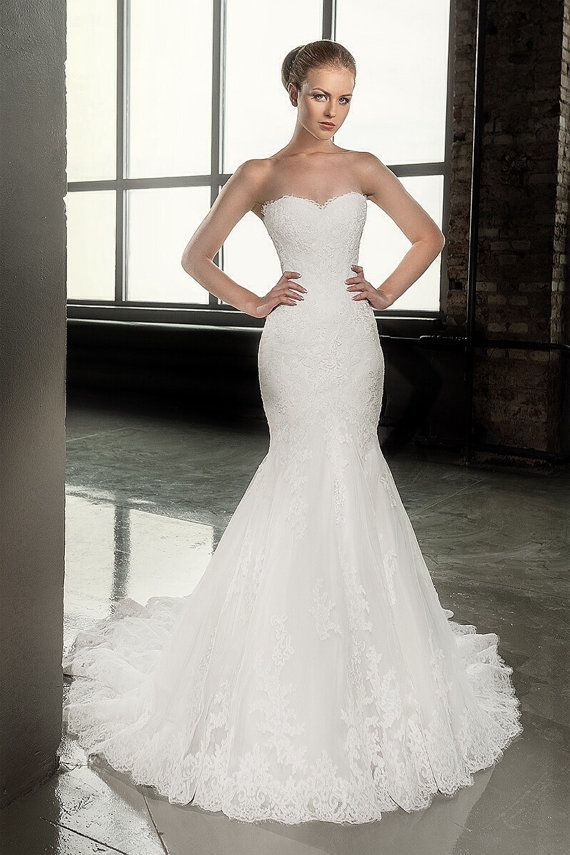 Hey, I found this really awesome Etsy listing at https://www.etsy.com/listing/216847182/decollete-wedding-dresssweet