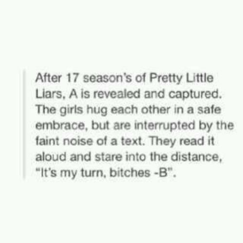 pll funny 0 Any one else over Pretty Little Liars? (23 photos)