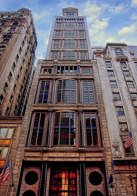 New York - The Takashimaya Building