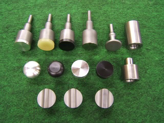 Planishing Hammer Tooling and Dies