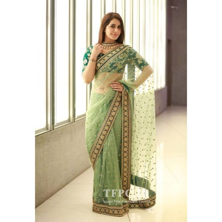 Artistic Green Color Net Heavy Cooding Embroidery Work Saree at just Rs.1780/- on www.vendorvilla.com. Cash on Delivery, Easy Returns, Lowest Price.