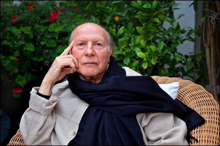 Imre Kertesz, 1929-2016: author, Holocaust concentration camp survivor, and recipient of the 2002 Nobel Prize in Literature for FATELESS