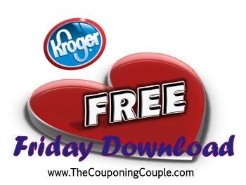 #Kroger FREE FRIDAY Download for 5-9 -2014 .. nothing.. again...  bummer! #freefridaydownload details here ► http://www.thecouponingcouple.com/kroger-free-friday-download-for-5-9-2014-nothing-again/