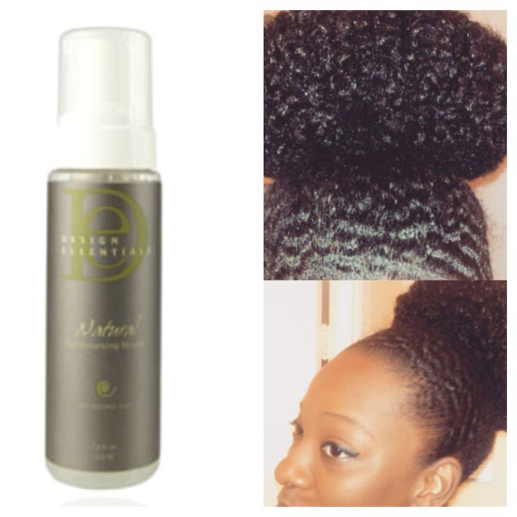 Can you believe the wave definition with this Design a Essentials Mousse