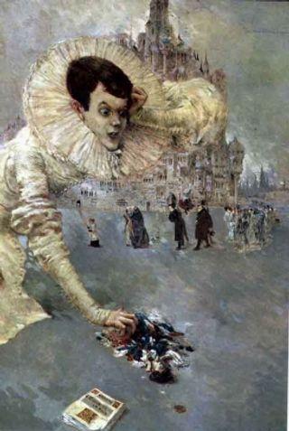 Gustave Adolphe Mossa, Price of Stupidity