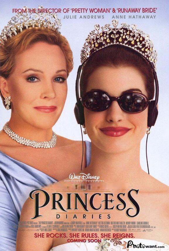 麻雀變公主 The Princess Diaries
