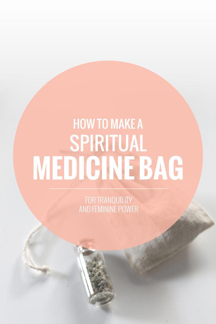 how to make a spiritual medicine bag satchel rogue wood blog