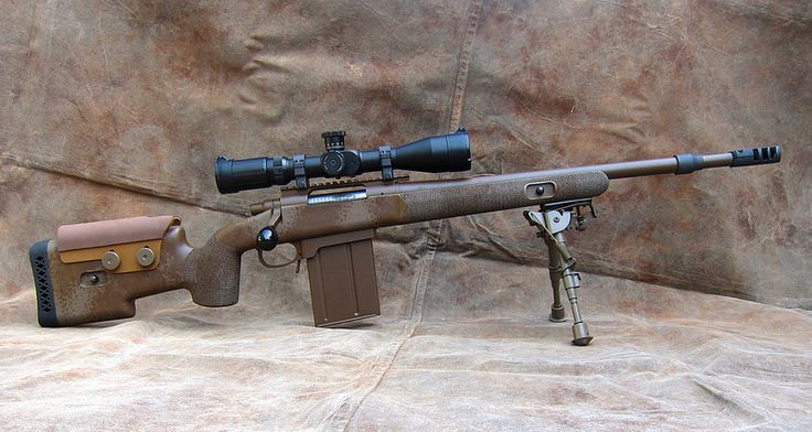 remington 700 choate tactical stock and ptg bottom metal - Google Search
