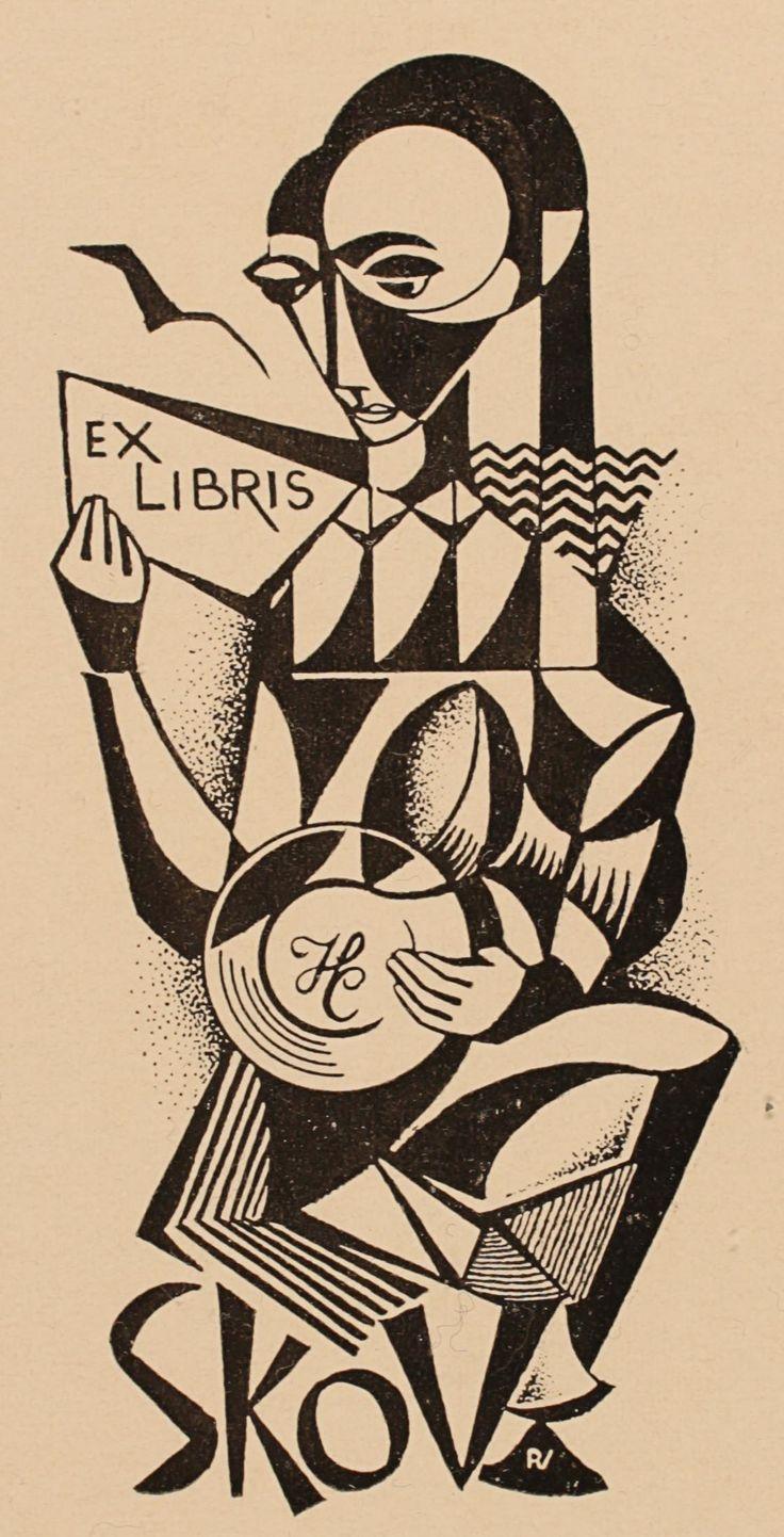 Raymond Verstraeten, Art-exlibris.net