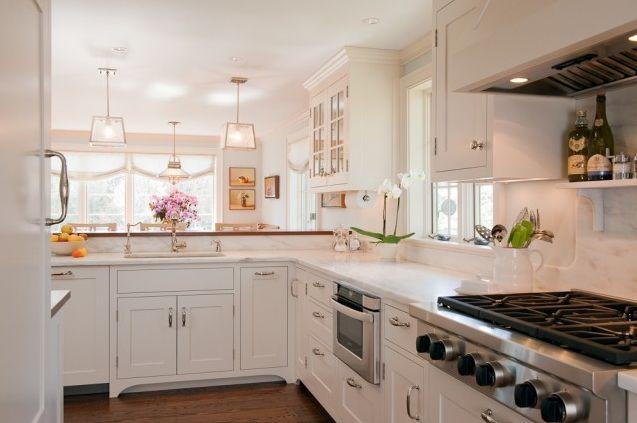 kitchen remodel: Home, Kitchen Design, Kitchen Ideas, Kitchen Remodel, Transitional Kitchen, White Kitchens
