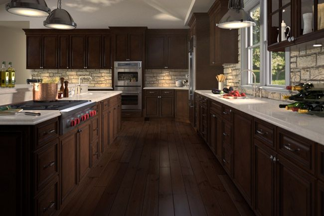 Brownstone assembled kitchen cabinets have a finished matching interior and cabinet sides. All of our assembled kitchen cabinets are KCMA certified. KCMA certified cabinets are recognized in the marketplace as a quality product able to perform after rigorous testing which simulates years of household use. Buy Brownstone Kitchen Cabinets Online from Kitchen Cabinet Kings .