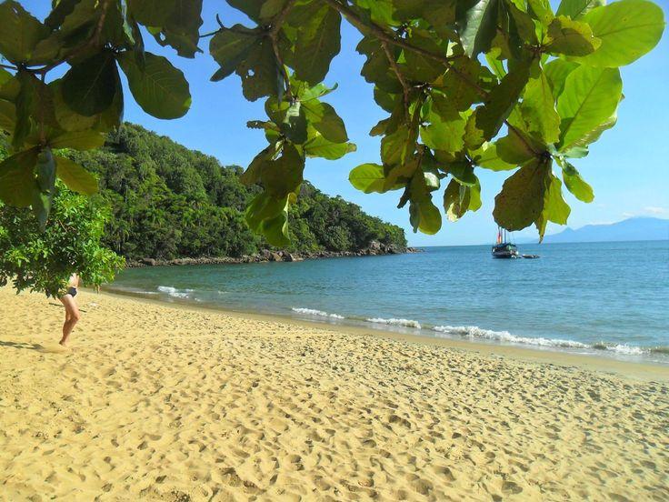 Praia do Bonete Ubatuba - SP