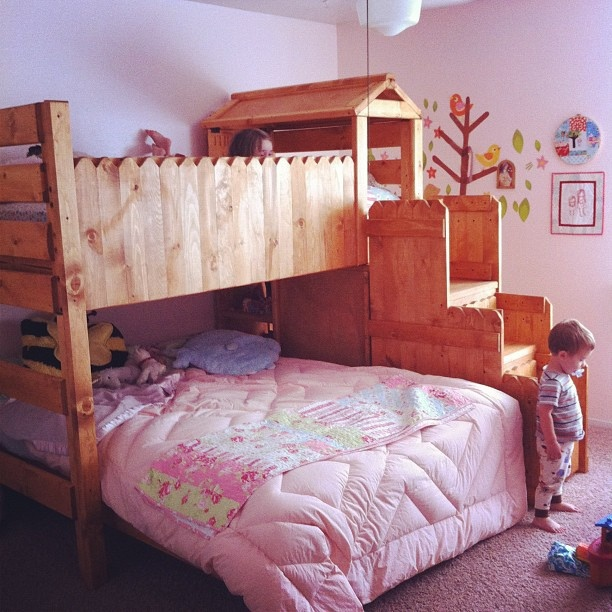 Kid Kids Bunk Beds And Boy Rooms On Pinterest
