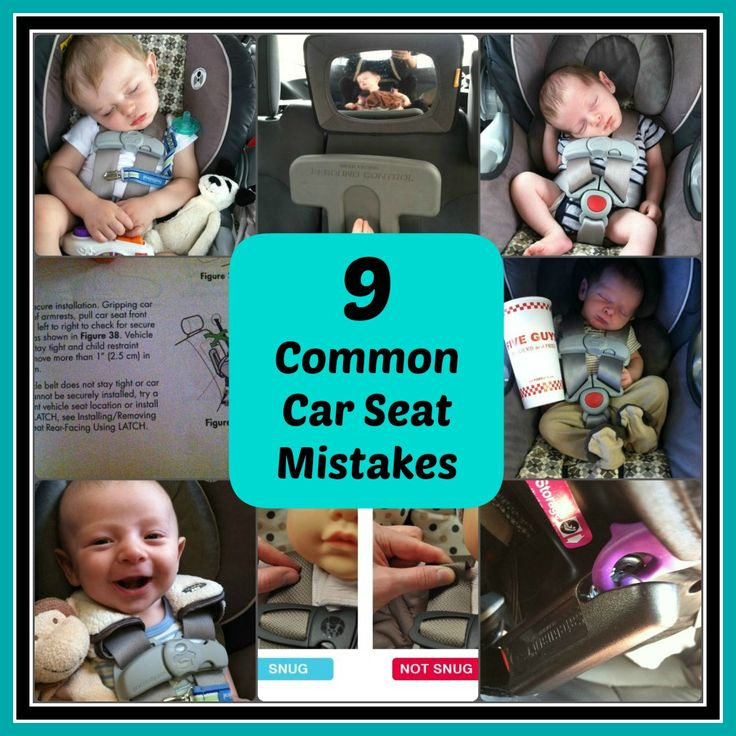 49 best Car Seat Safety - Things You Wish You Knew images on ...