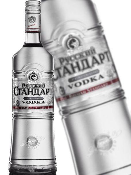 Russian Standard Vodka Platinum