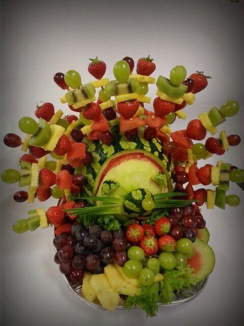 Pinnsvin fruktfat